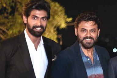 Venky and Rana Daggubati's First Web Series In Making?